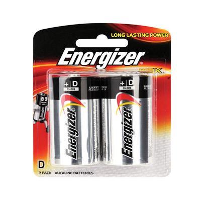 Pila D x 2 Grande Energizer E95Bp-2