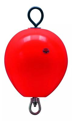 Defensa Cm2 Boya Fondeo 38.5x75Cm   Rojo
