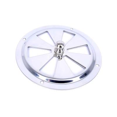 Rejilla Inox D  100 mm con Cierre Giratroio