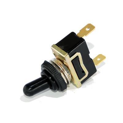 Interruptor para exterior con goma 15a