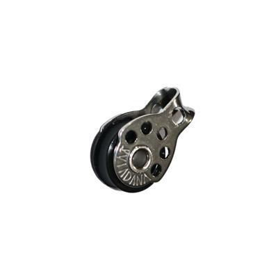 Motón Micro Cabo 6mm D 25mm 1 Rueda Fijo 09.60