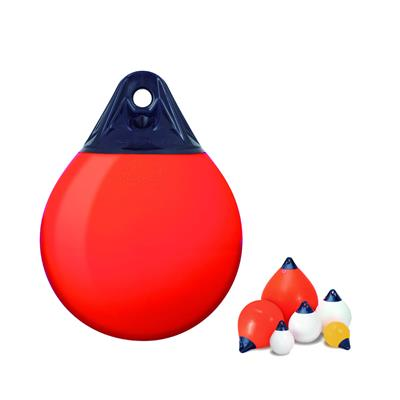 Defensa A850 A6 Balon D 850x1120 mm Rojo