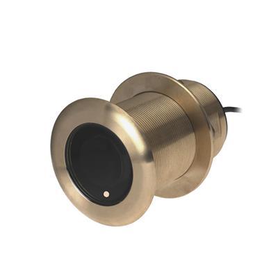 Transductor Corredera Pasante 8Pin Bronce Vel