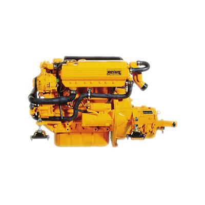 Motor Vetus con Propulsion Hidraulica