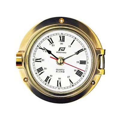 Reloj con Cierre D 125 mm Fdo Bco Vetus
