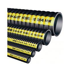 Manguera P/Escape Corrugada Para Generador Vetus Tramo