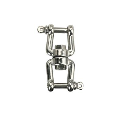 Giratorio Grill Doble Inox 6 mm-1/4