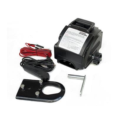 Malacate Eléctrico Portátil 900Kg / 2000Lbs Con Control Remoto