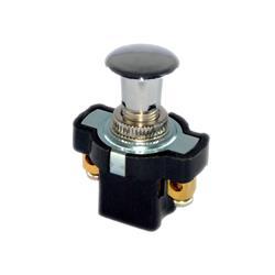 Interruptor ¢ 8x70mm 5a bronce cromado