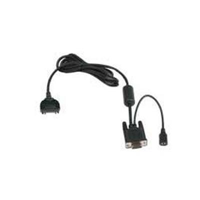 Gps cable pc ique 3200/3600/3600a con punto serial 010-10410-00