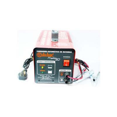 Cargador De Bateria Automatico  20 Amp Master