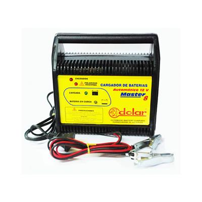 Cargador De Bateria Automatico   8 Amp Master