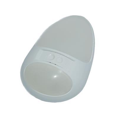 Plafón oval con luz de cortesia 21/5watt abs