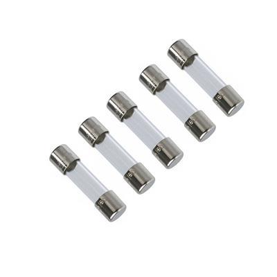 Fusible 4 ampere por 5 unidades
