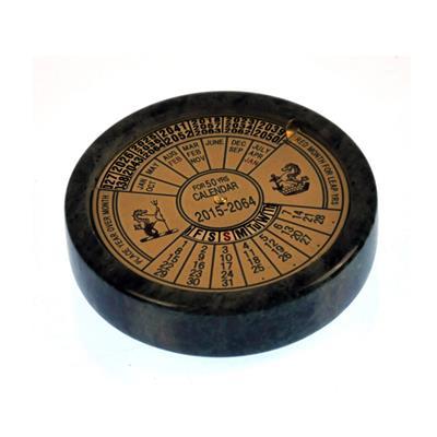 Adorno Pisapapel D  55 Calendar Onix
