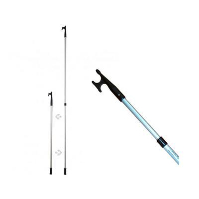 Bichero Telescópico 2 Tramos 120/2,10 M D 28 mm Punta Plástica