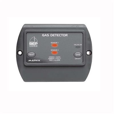 Detector de gases y humo bep fd2