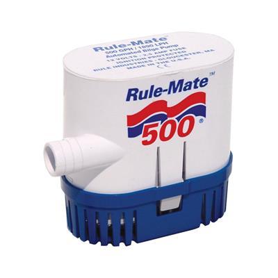 0500Auto Bomb Achique Auto Rule D 19 mm Rm500A
