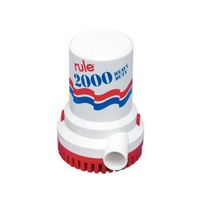 2000 Bomba de Achique Rule 12V/2000 GPH 10