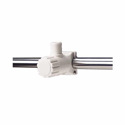 Base Antena  Rebatible Para Caño Abs Perril
