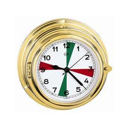 Barigo Línea 150 Skipper Bronce Reloj Con Fajas De Silencio ¢150mm