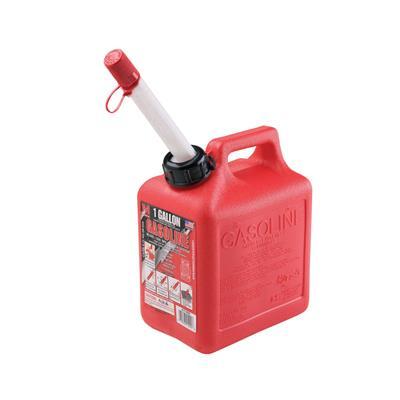 Bidon Combust  3.9Lts 1 Gal/3. Rojo