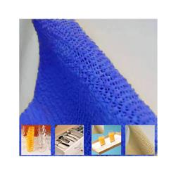 Antideslizante mantel 90cm x metro azul