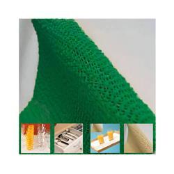 Antideslizante mantel 30cm x metro verde