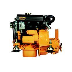 Motor vetus 16hp mitsubishi m2.06