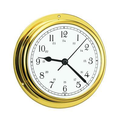 Reloj Barigo Bronce 130 mm Arabigo