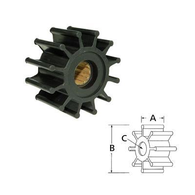 Rotor   836-0001 Itt/Volvo 875660-3