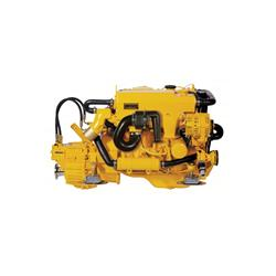 Motor Vetus Con Propulsion Hidráulica De 63.4HP