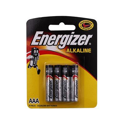 Pila Aaa x 4 Mini Energizer E92