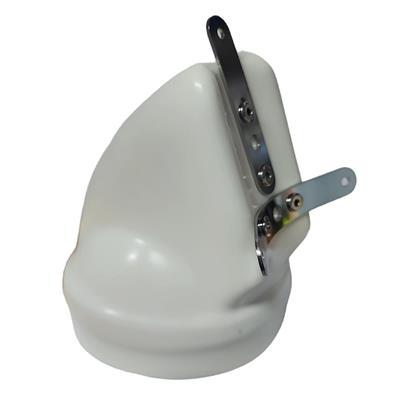 Luz de cubierta cruceta para instalación lateral