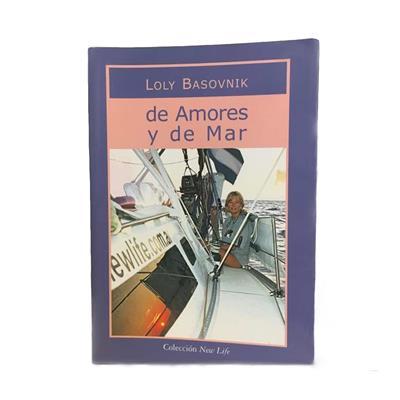 Libro De Amores Y De Mar