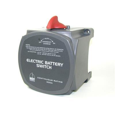 Llave Corte Bateria Remota 300 Amp
