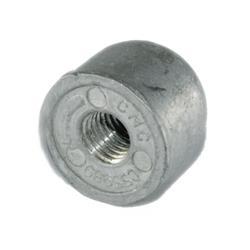 Ánodo mercury 55989a salobre aluminio tuerca