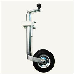 Trailer rueda timonera regulable 800lb con rueda de goma