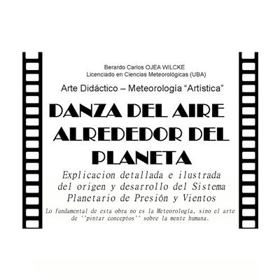 Libro Danza Del Aires De Ojea Wilck