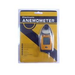 anemómetro manual digital + temperatura show ranger impa 370271