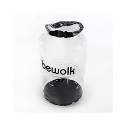 Bolso Estanco Cristal Bewolk 10 Litros Impermeable