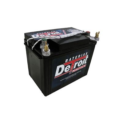 Bateria Detroit  75 Nautica