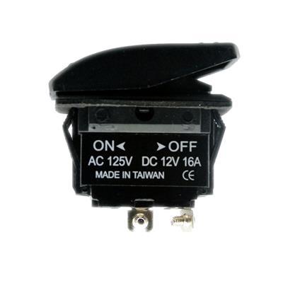 Interruptor Waterpr S/Luz 2Pos Sin Bast