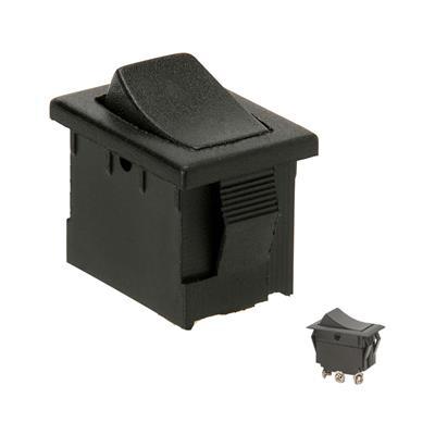 Interruptor Basculante 35x18 mm 16A S/Luz Re