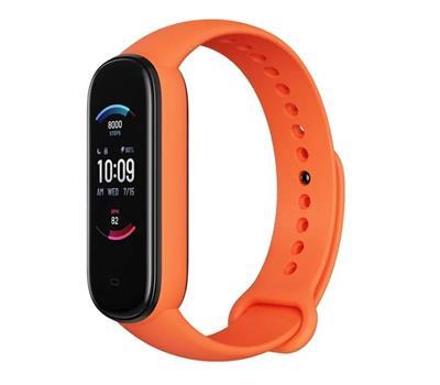 Reloj Amazfit Mi Band 5 Smart Watch Reloj Inteligente Original Naranja