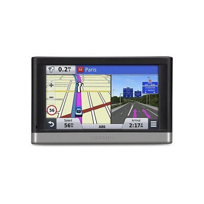 Gps garmin nuvi 2497 4.3 sin indicación de carriles + orientación doble + bluetooth y smartphon