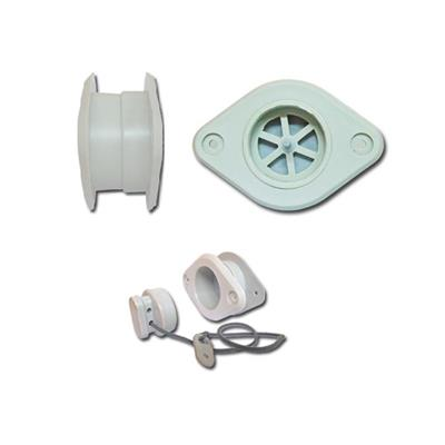 Tapon popa completo D38mm hexagonal