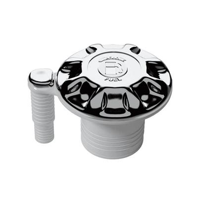 Tapa Tanque Diesel 38 mm Vent Abs Cromada