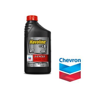 Aceite 2T TCW3 Mineral HAVOLINE (Eeuu) Reemplaza Evinrude XD30, Yamaha y Mercury