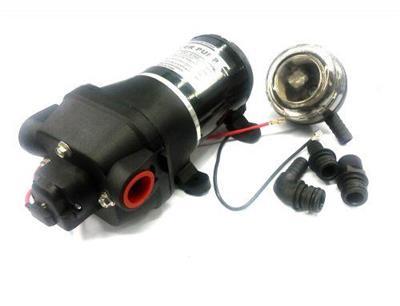 Bomba De Agua Automatica 10 LPM 5 Canillas 35Ps Nicer